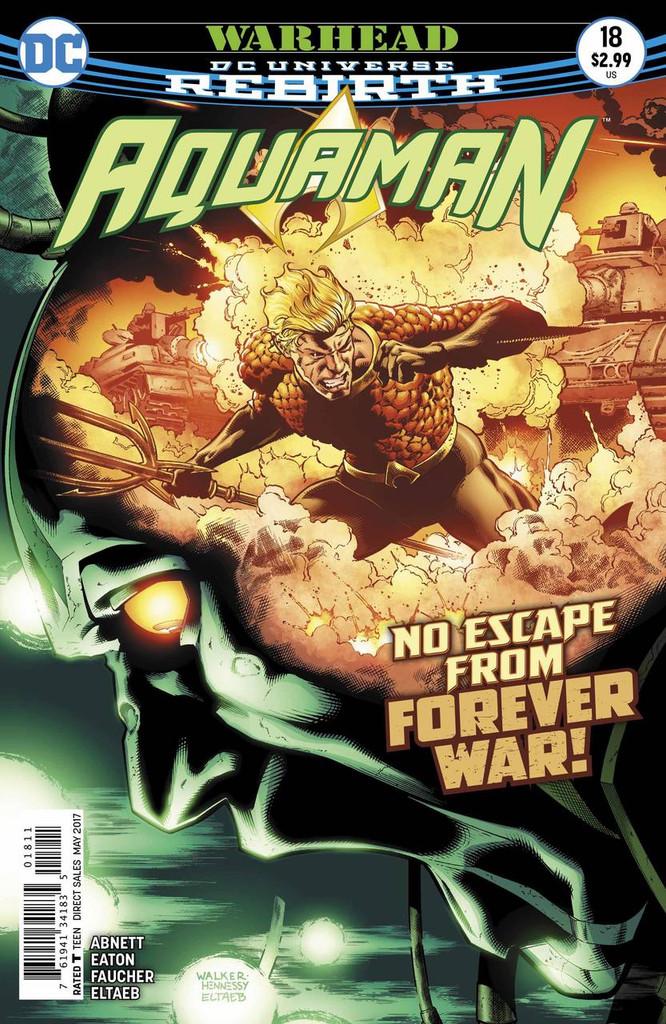 Aquaman #18 (2016- )(Rebirth)
