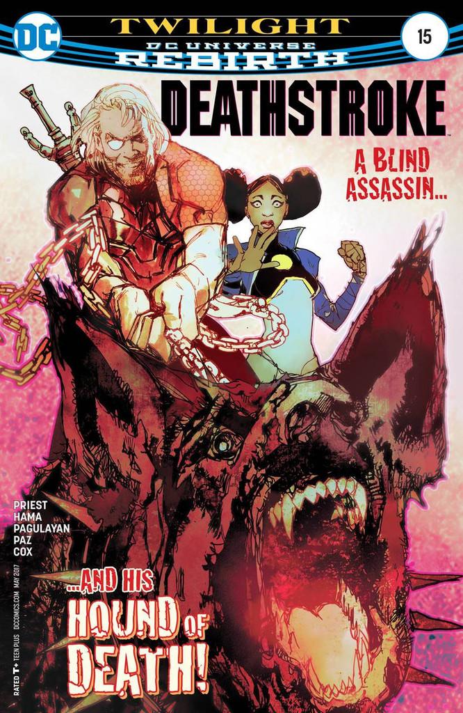Deathstroke #15 (2016- )(Rebirth)