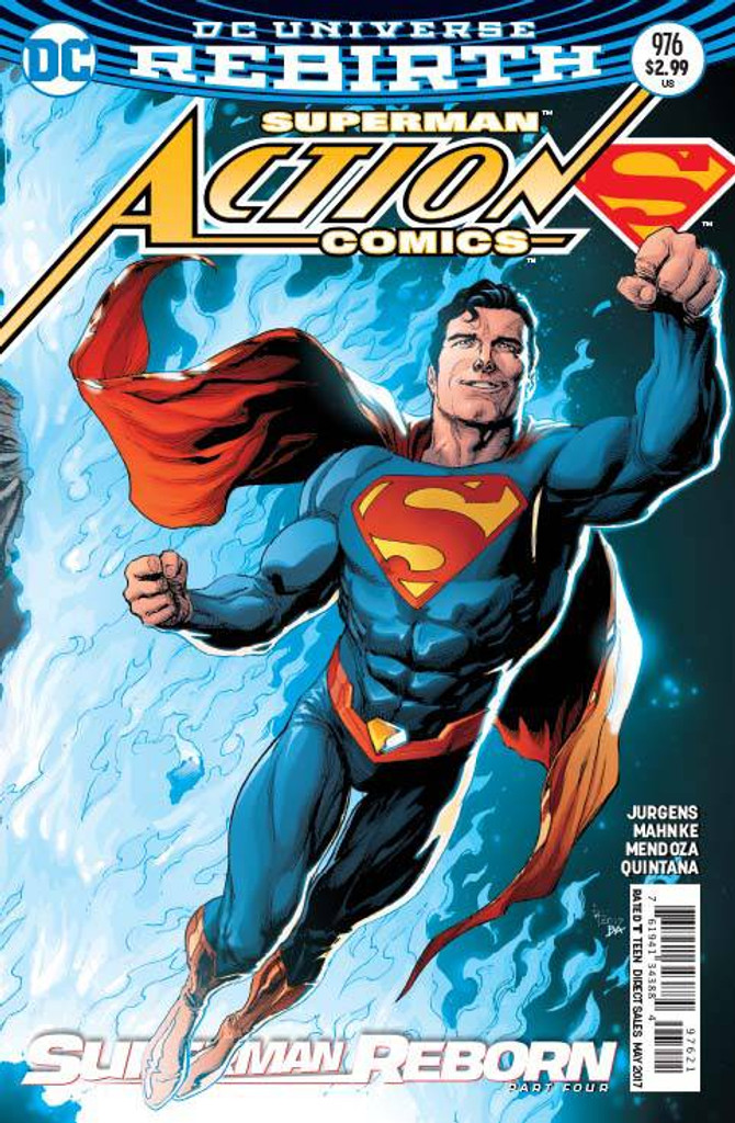 Action Comics #976 (2016- )(Rebirth) Limited Variant