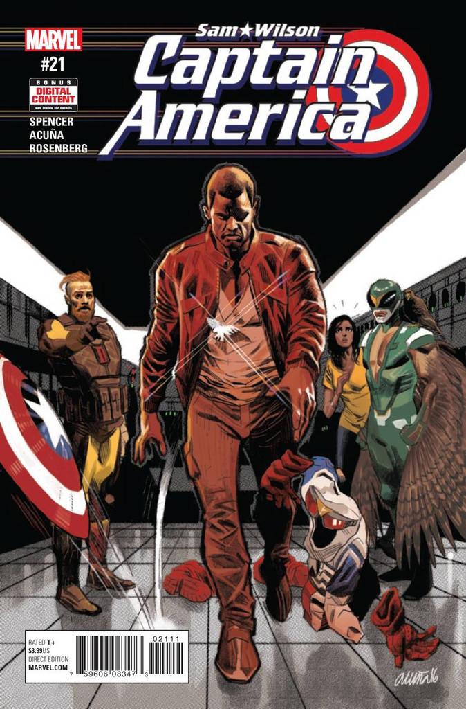 Captain America: Sam Wilson #21