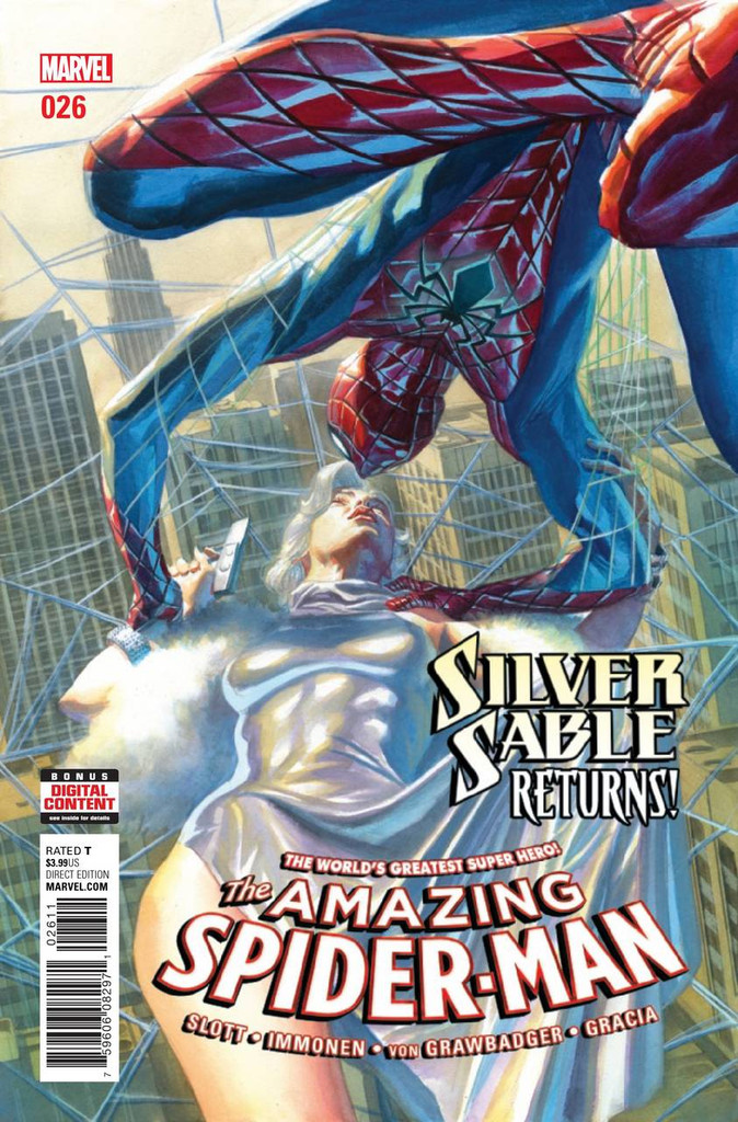 Amazing Spider-Man # 26 (2015- )