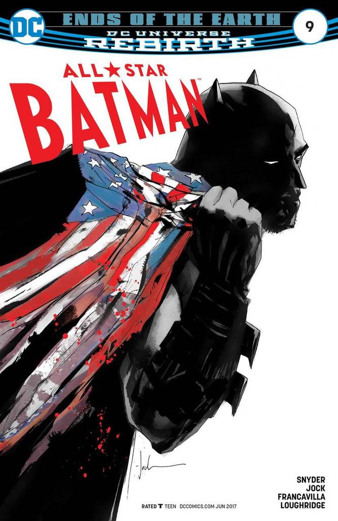 All Star Batman #09 (2016- )