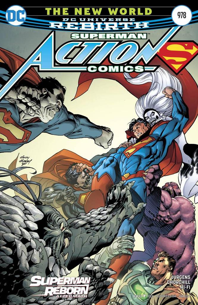 Action Comics #978 (2016- )(Rebirth)