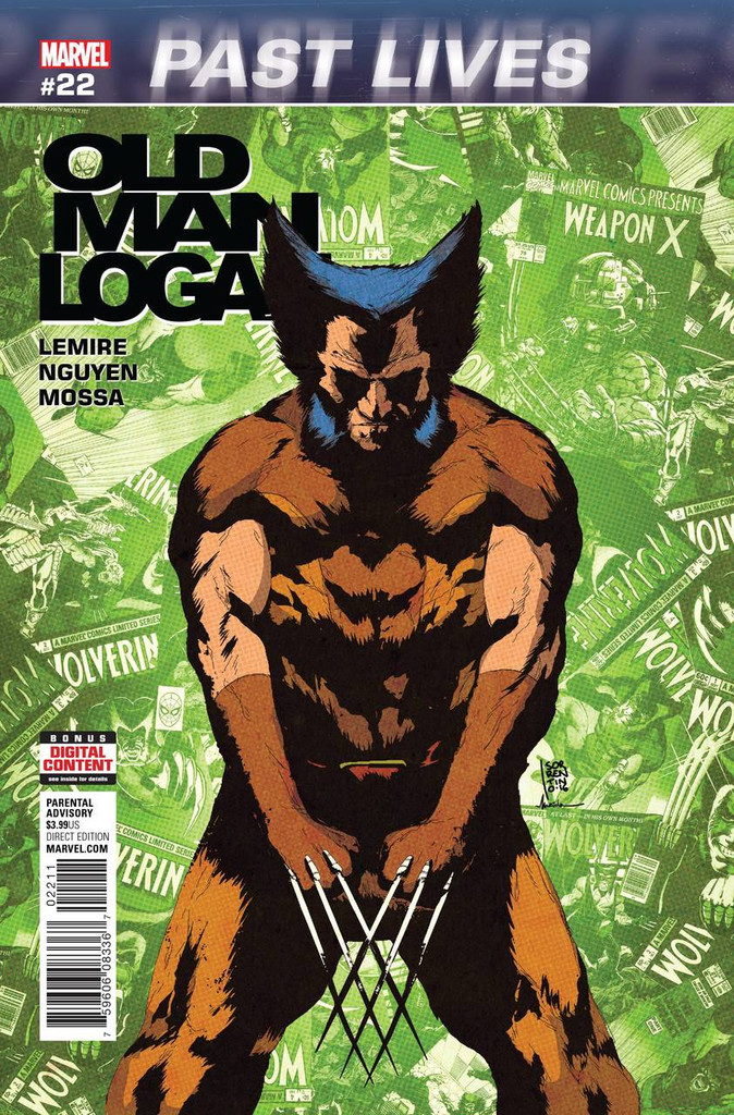 Old Man Logan #22 (2016- )
