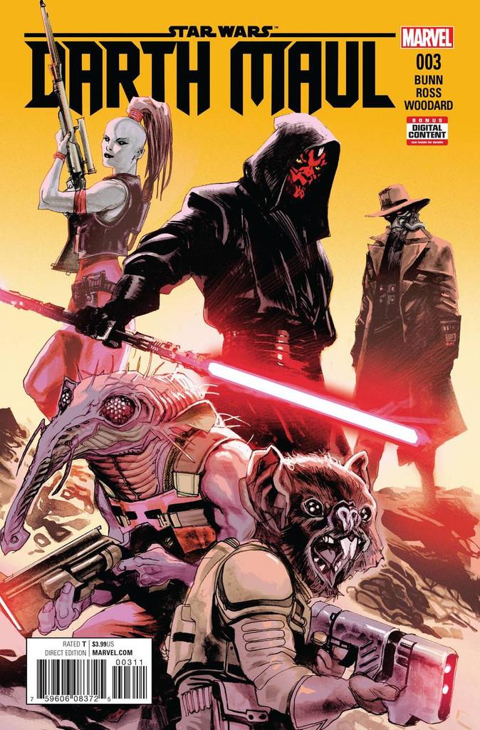 Star Wars: Darth Maul #03