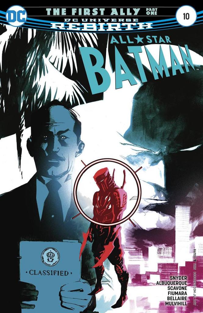 All Star Batman #10 (2016- )