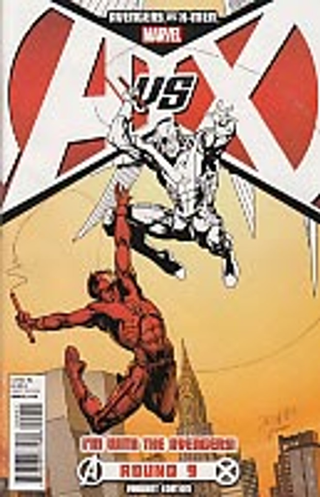Avengers Vs X-Men # 9c (of 12) limited 'AVENGERS' variant