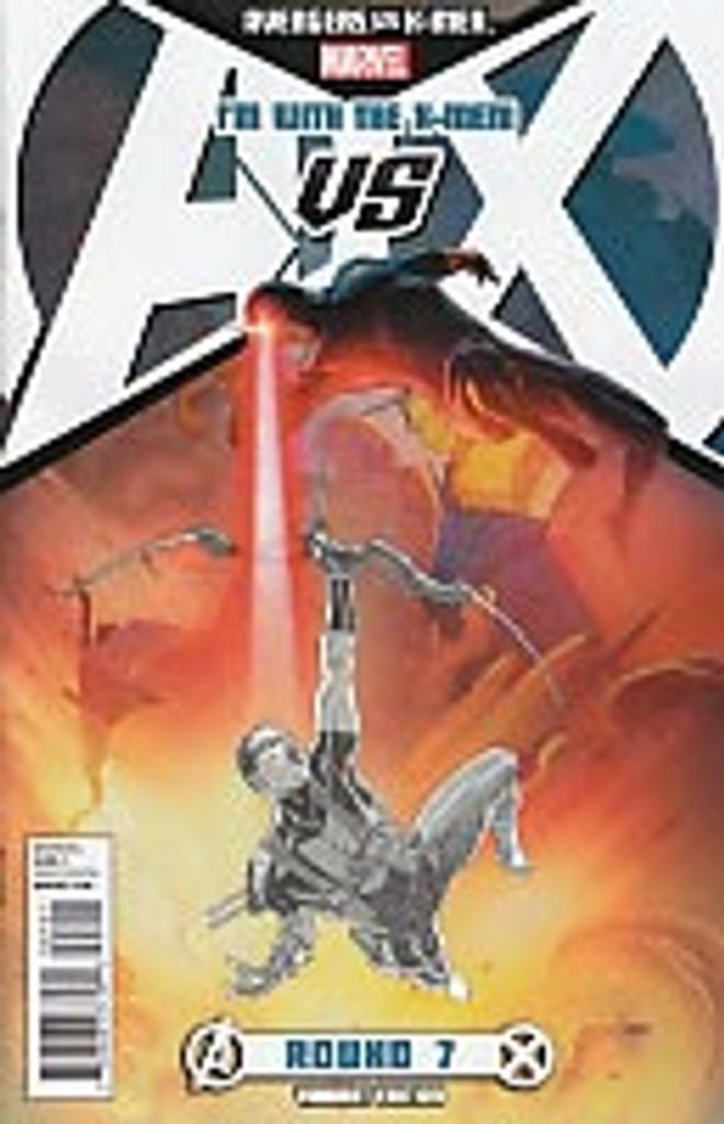 Avengers Vs X-Men # 7d (of 12) limited 'X-MEN' variant
