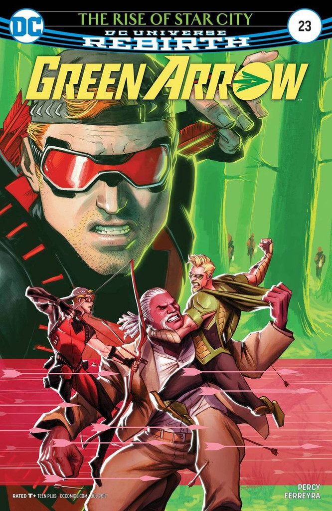 Green Arrow #23 (2016- )(Rebirth)
