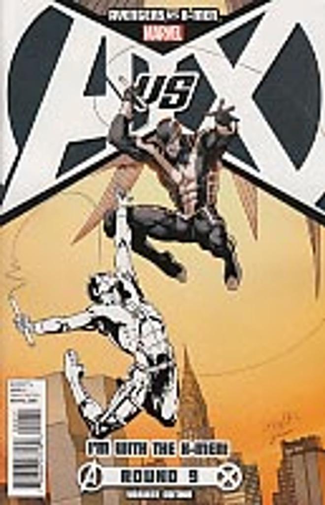 Avengers Vs X-Men # 9d (of 12) limited 'X-MEN' variant