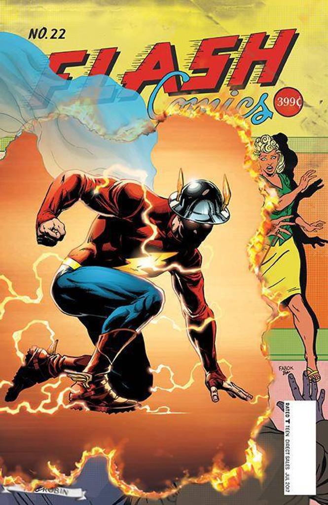 Flash #22 (2016- )(Rebirth)