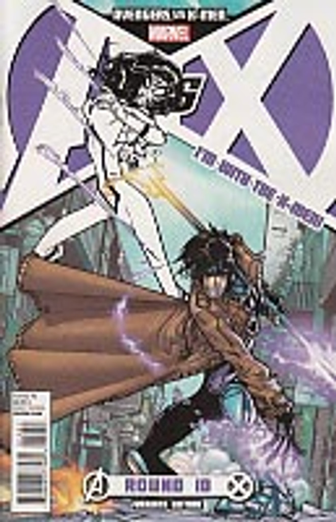 Avengers Vs X-Men # 10d (of 12) limited 'X-MEN' variant