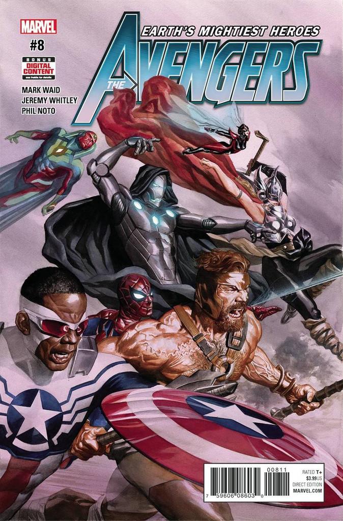 Avengers #08 (2016- )