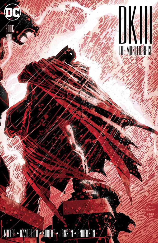Dark Knight III: The Master Race #09 (of 9) Limited Variant