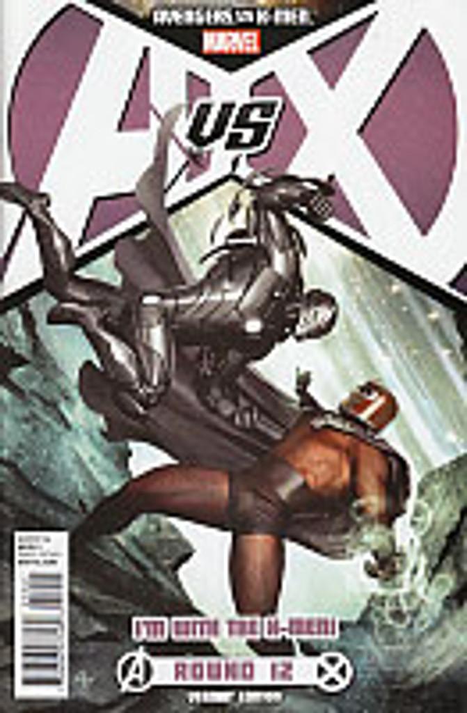 Avengers Vs X-Men # 12b