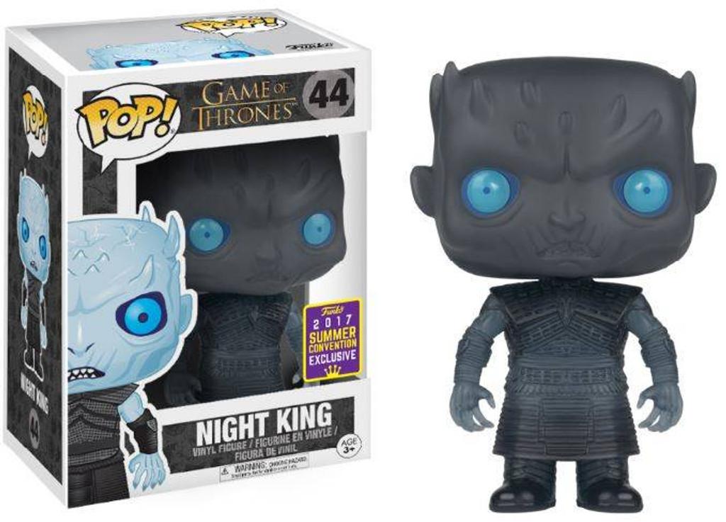 FUNKO POP! Game of Thrones - Night King (Translucent) SDCC Exclusive