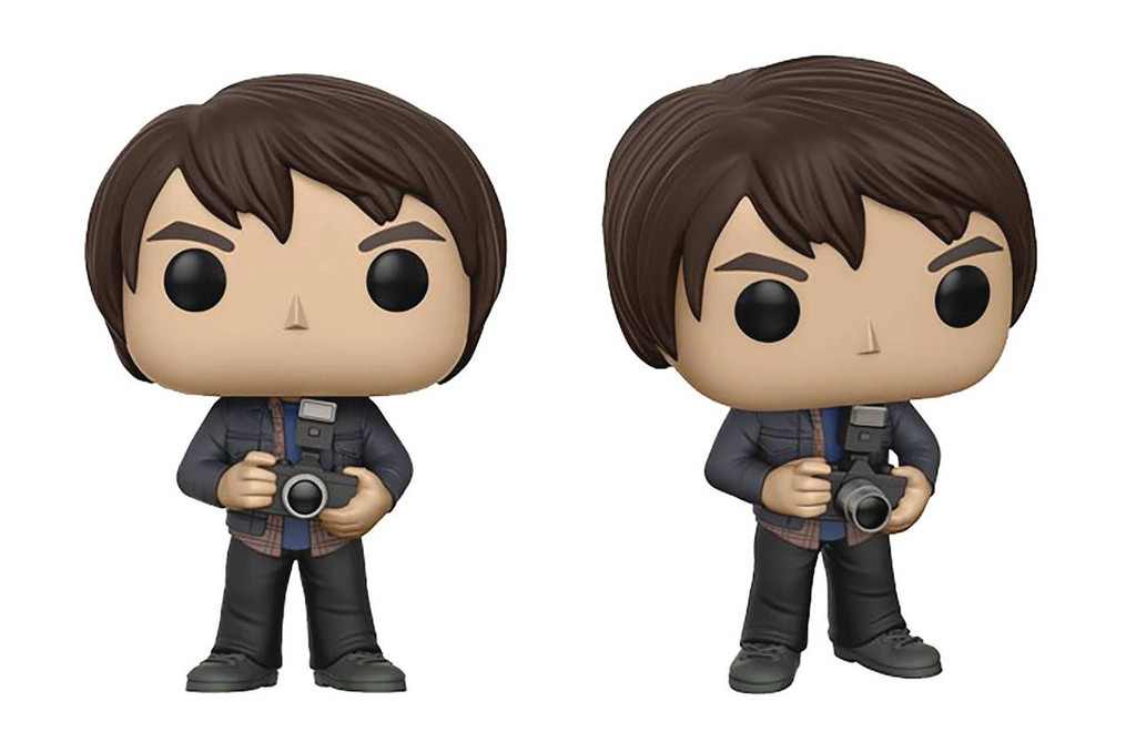 FUNKO POP! Stranger Things - Jonathan (with camera)