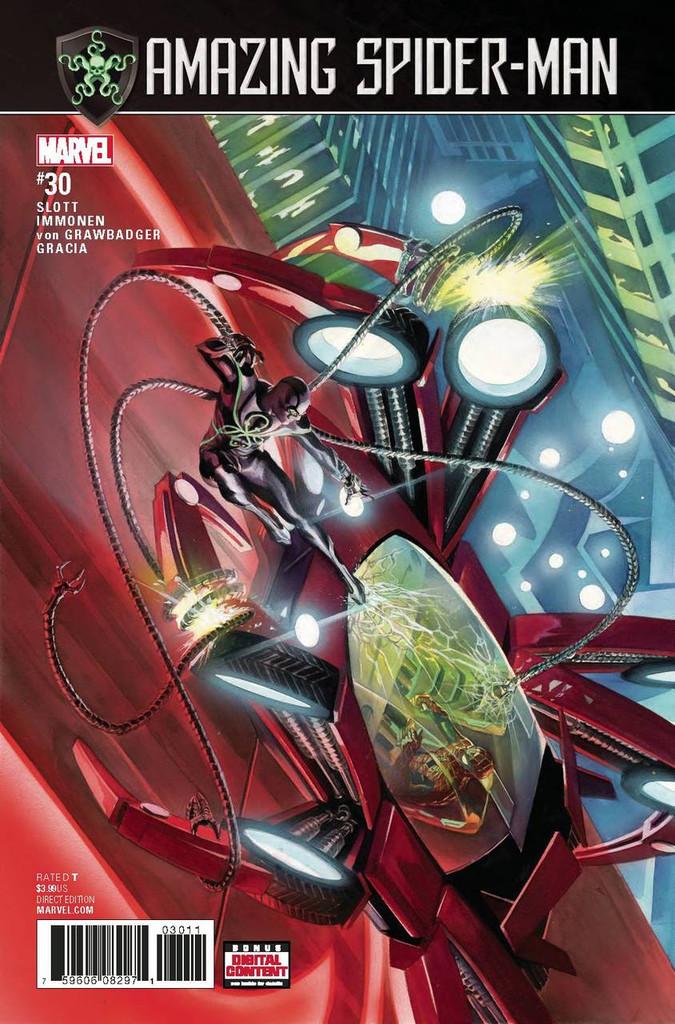 Amazing Spider-Man # 30 (2015- )