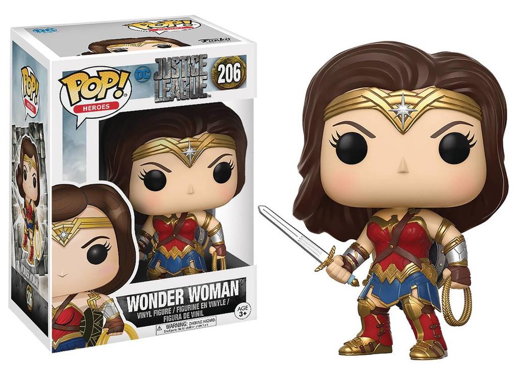 FUNKO POP! Justice League Movie - Wonder Woman
