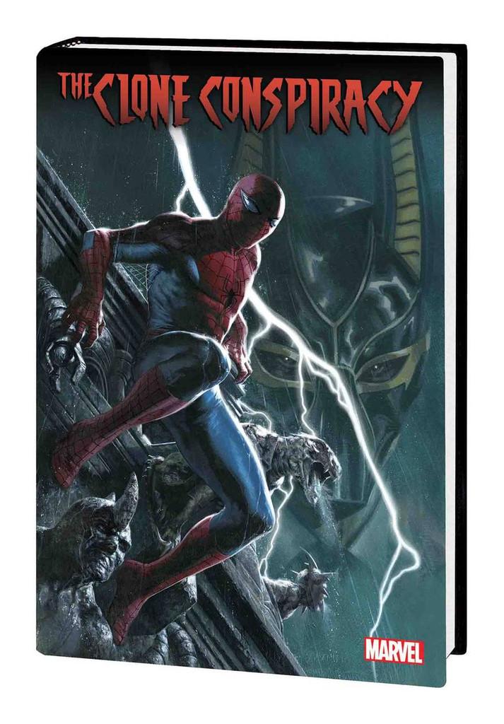 Amazing Spider-Man: The Clone Conspiracy HC