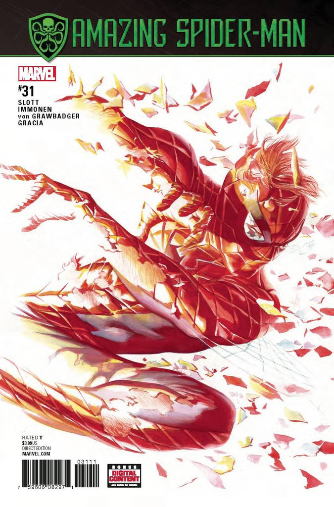 Amazing Spider-Man # 31 (2015- )