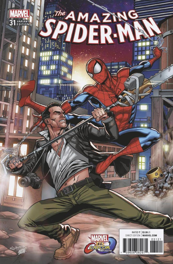 Amazing Spider-Man # 31 (2015- ) Limited Variant
