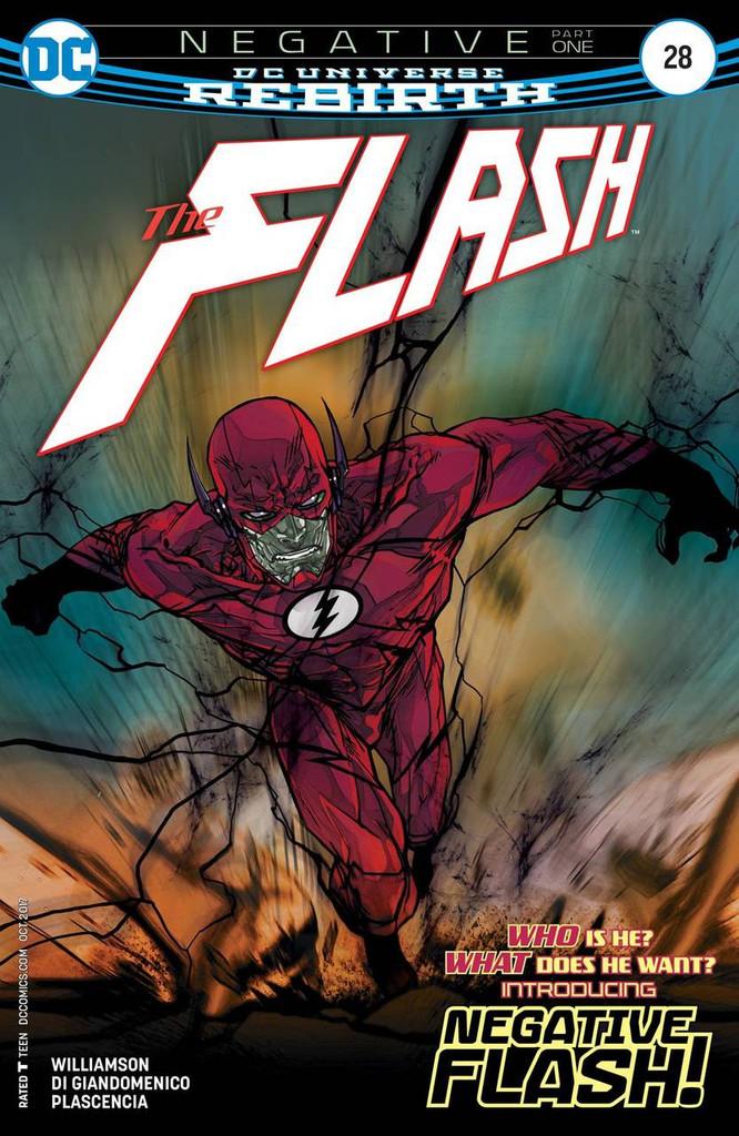 Flash #28 (2016- )(Rebirth)