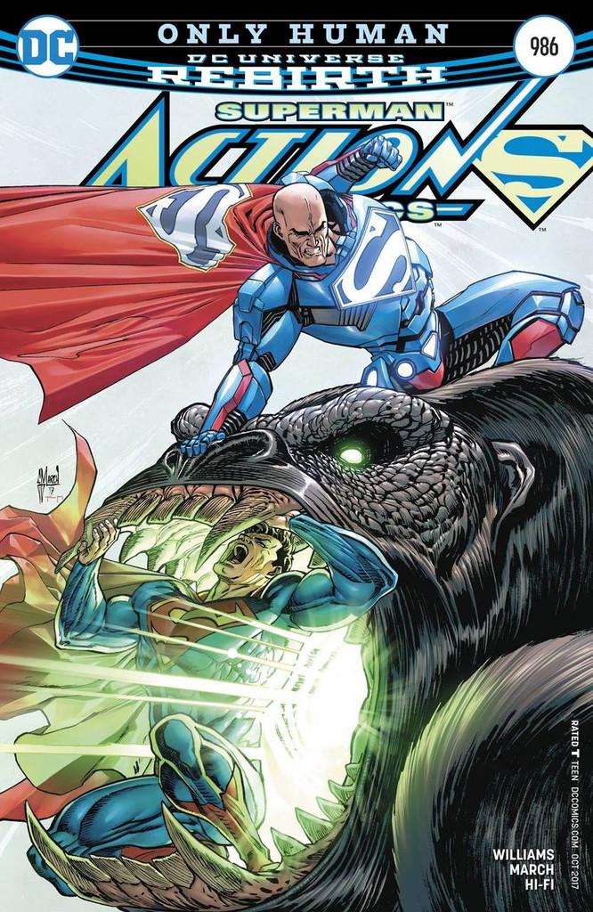 Action Comics #986 (2016- )(Rebirth)