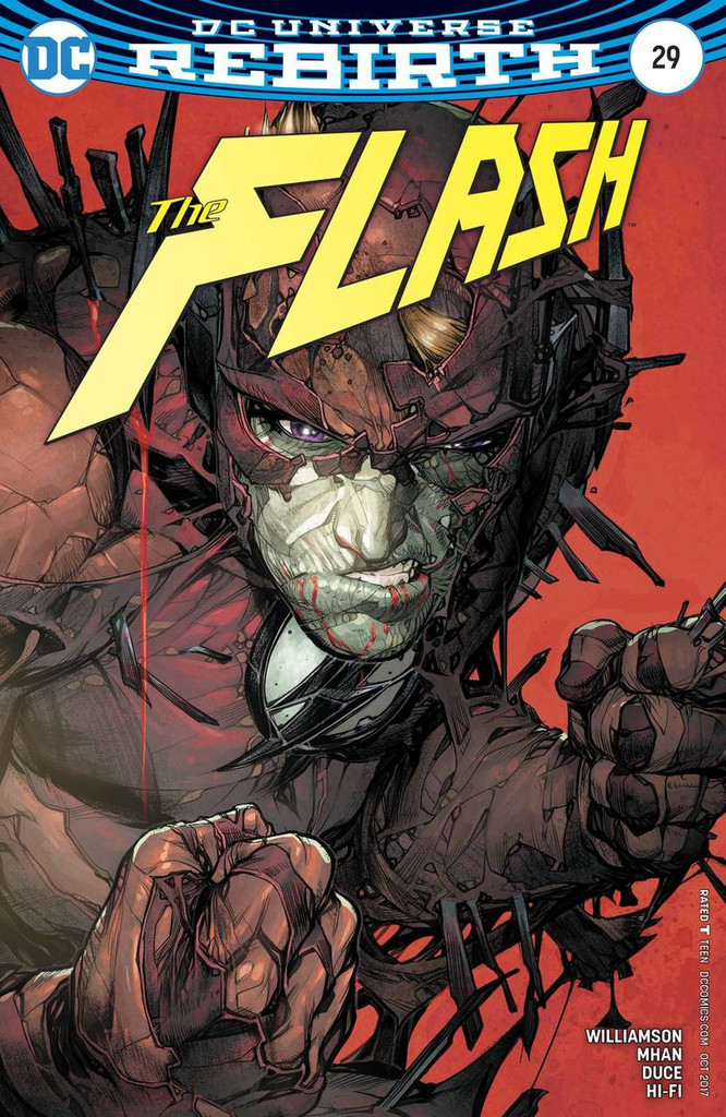 Flash #29 (2016- )(Rebirth) Limited Variant