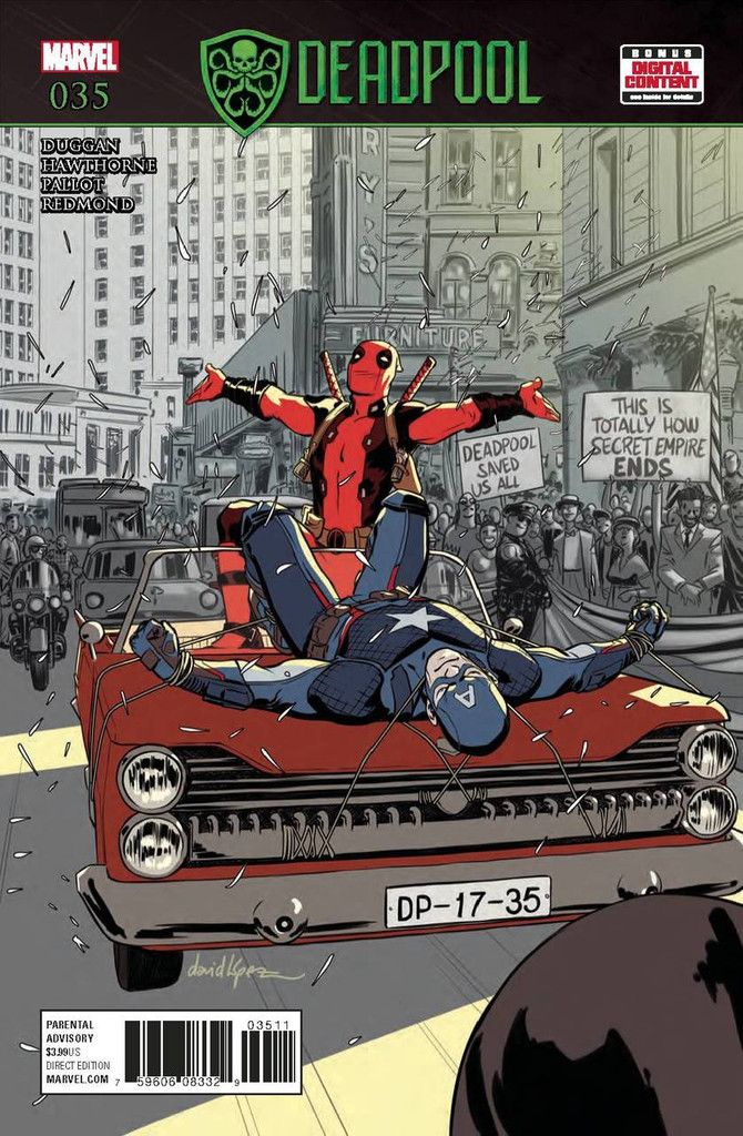 Deadpool #35 (2015- )