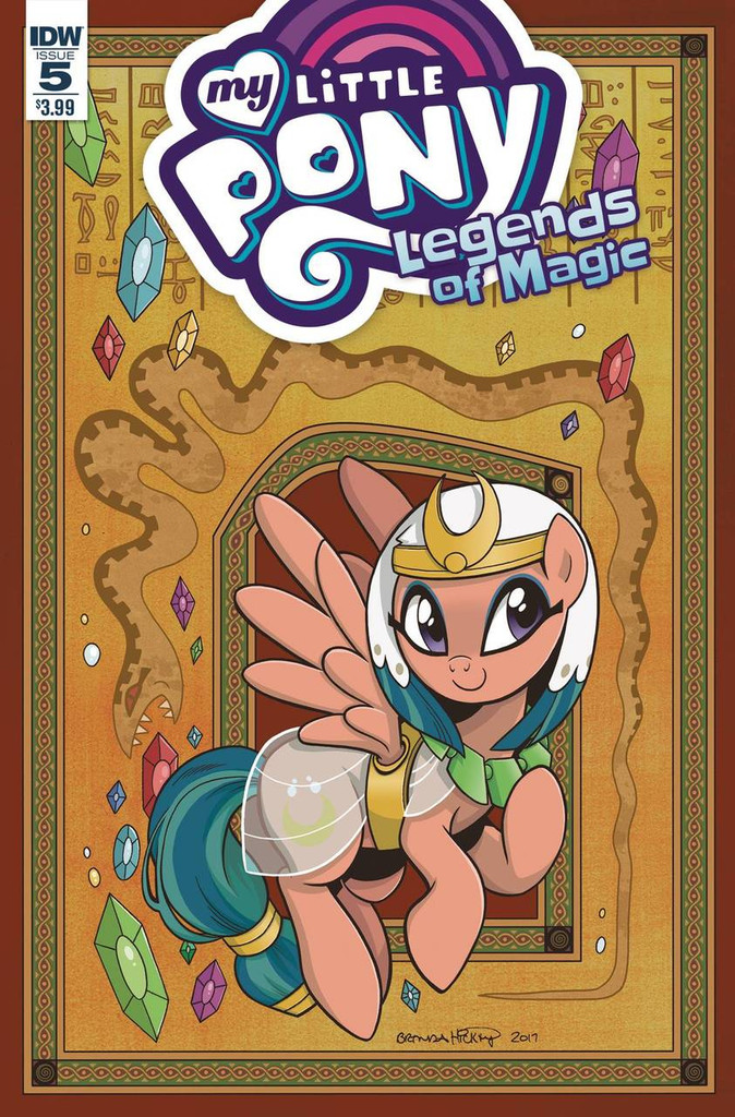 My Little Pony: Legends of Magic #05 (2017- )