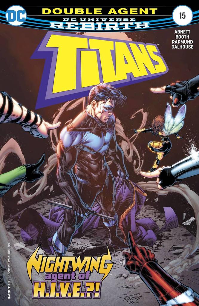 Titans #15 (2016- )(Rebirth)