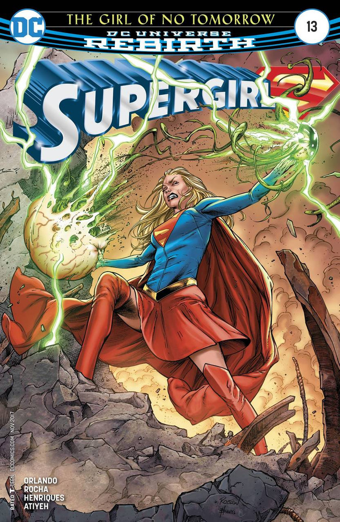 Supergirl #13 (Rebirth)(2016- )