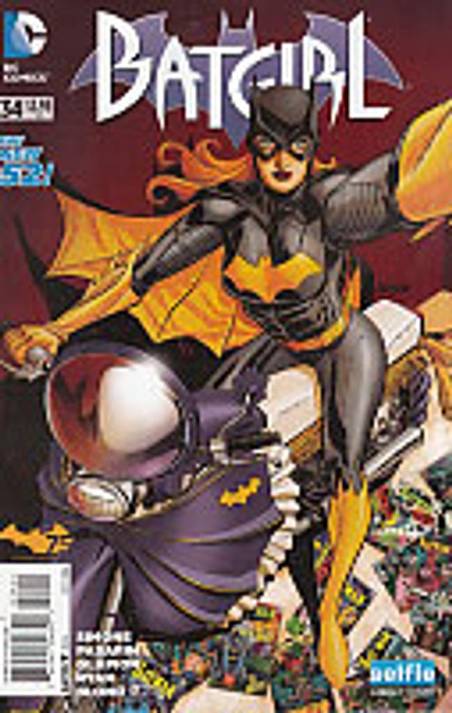Batgirl # 34b Limited 'SELFIE' variant