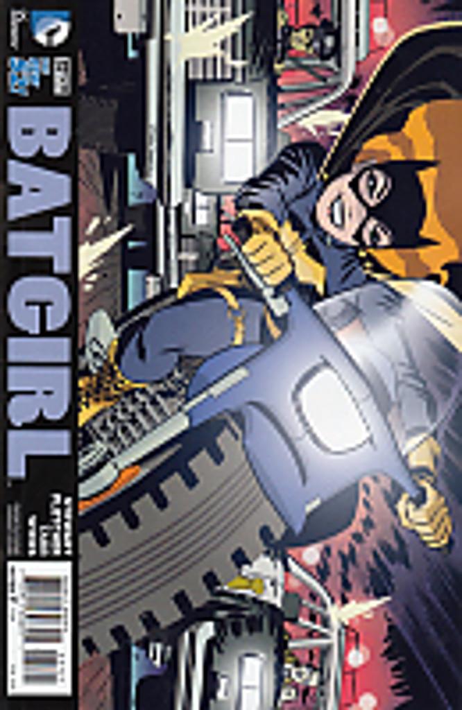 Batgirl # 37b Limited 'Darwyn Cooke' Variant