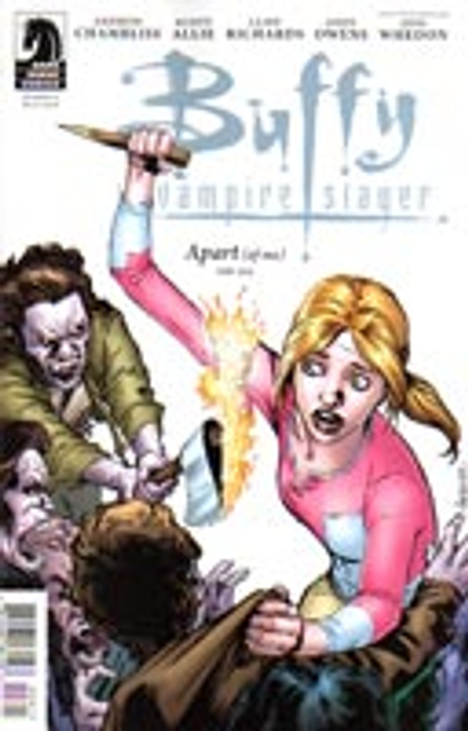 Buffy: The Vampire Slayer # 8b limited variant
