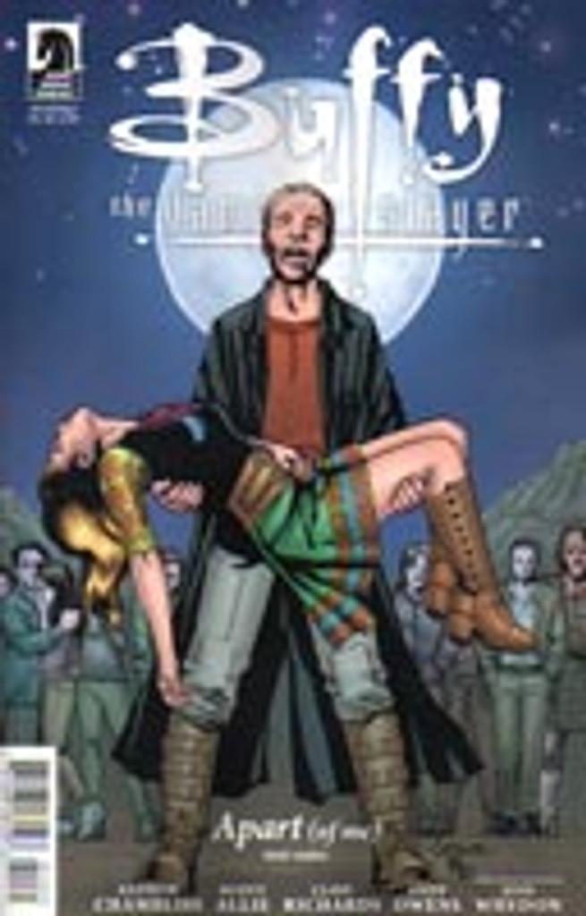 Buffy: The Vampire Slayer # 10b limited variant