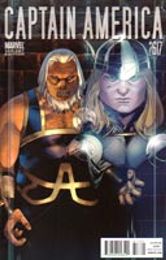 Captain America # 617b limited 'Thor Goes Hollywood' variant