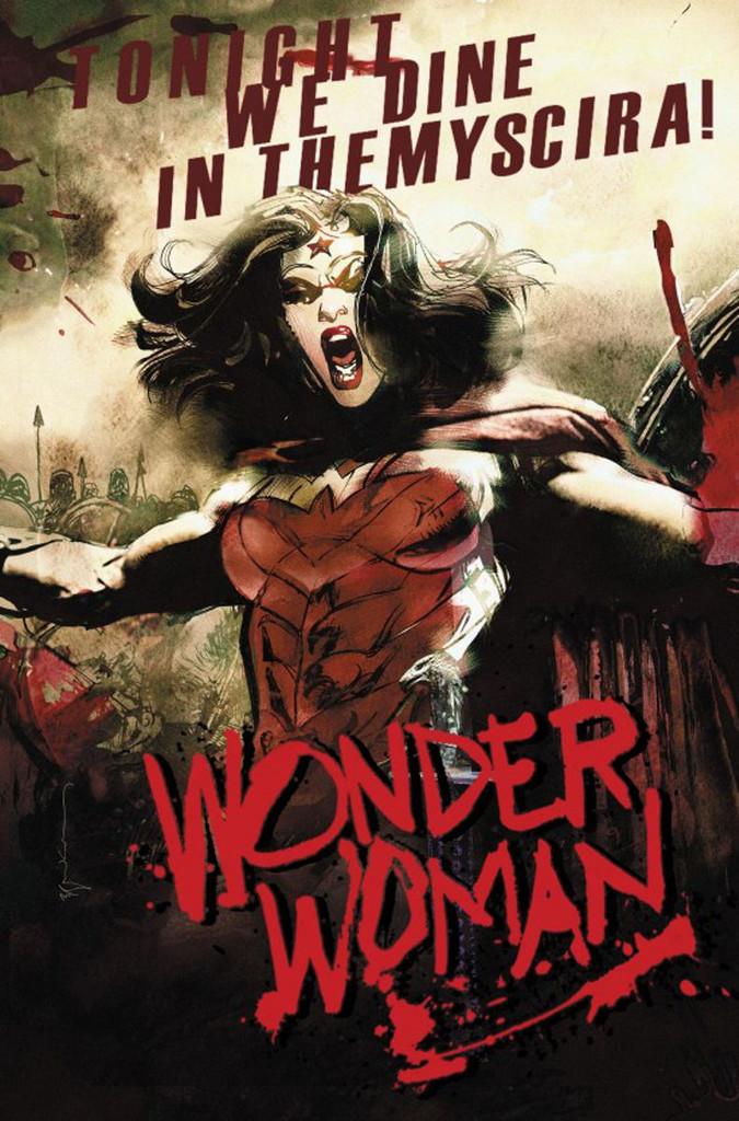 Wonder Woman # 40b