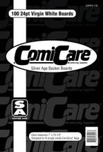 ComiCare Silver Age Backer Boards (Sold in 100's)