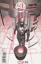 Age of Ultron # 1e rare 'ULTRON' variant