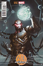 Age of Ultron # 1d ultra rare 'DJURDJEVIC' variant