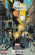 Age of Ultron # 8a