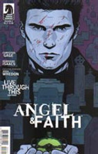 Angel & Faith # 4b limited variant