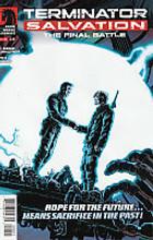 Terminator Salvation: Final Battle # 8 (of 12)