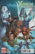 X-Men Legacy vol 1 # 275b limited variant (FINAL ISSUE!!)