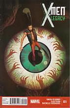 X-Men Legacy vol 2 # 21