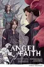 Angel & Faith Vol 3 TP - Family Reunion