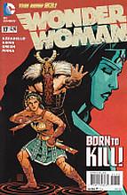 Wonder Woman # 17