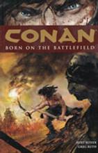 Conan: Born on the Battlefield TP